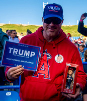 Trump rally in Costa Mesa CA 4/28/16