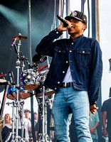 Chance the Rapper at Mamby 2016